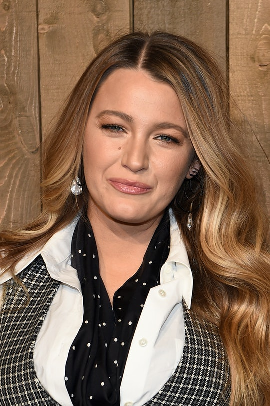 Blake Lively's 4-year-old daughter dressed her mom.