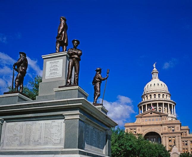 Texas State Capitol. Austin, Texas