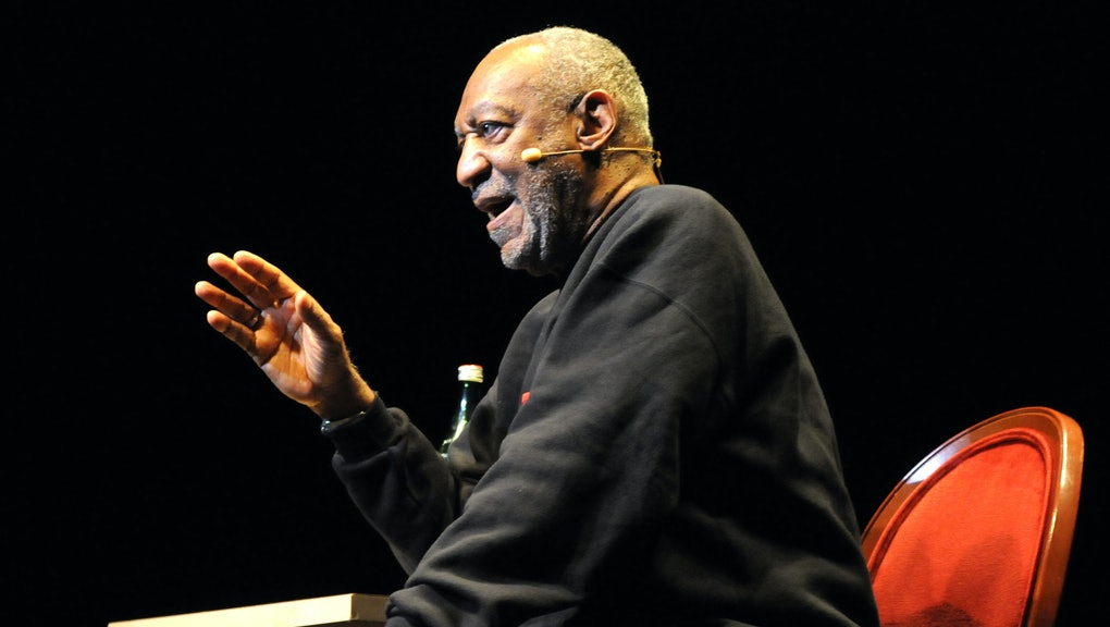 11/30/12 - photo by Harold Hoch - Bill Cosby in Reading - Actor/comedian  Bill Cosby entertained at ...