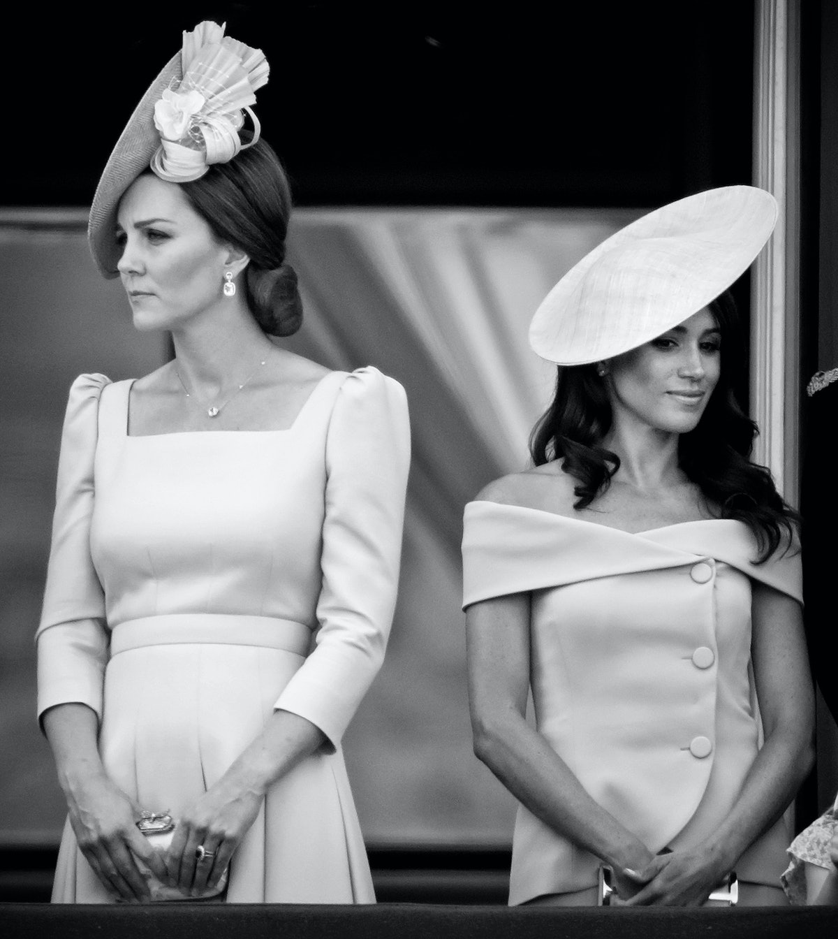 Kate Middleton and Meghan Markle are working towards repairing their relationship.