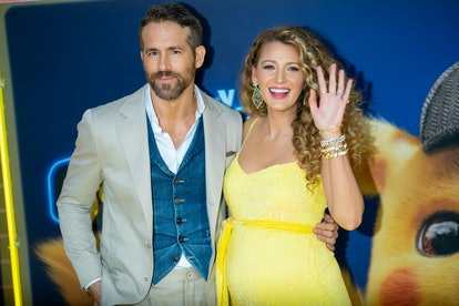 Blake Lively and Ryan Reynolds in 2019.