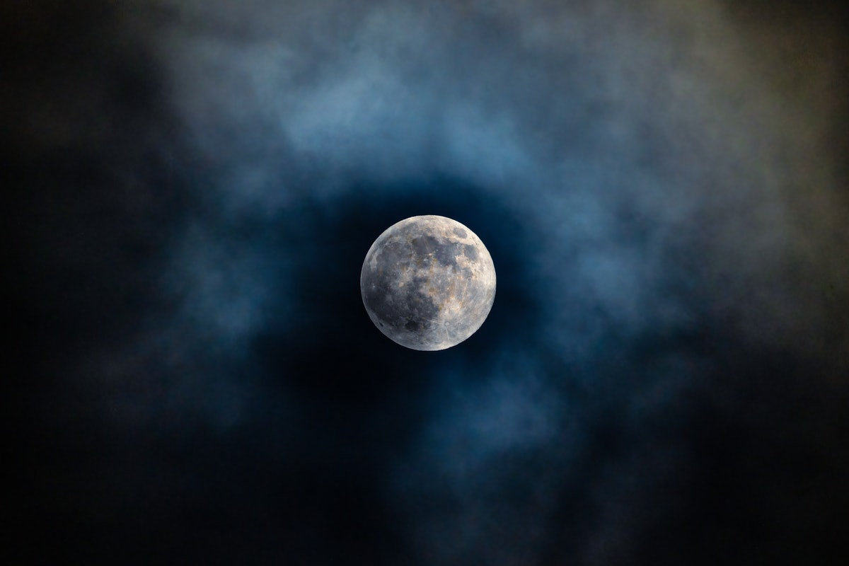 The July 2021 full moon in Aquarius, affecting mutable signs on July 23.