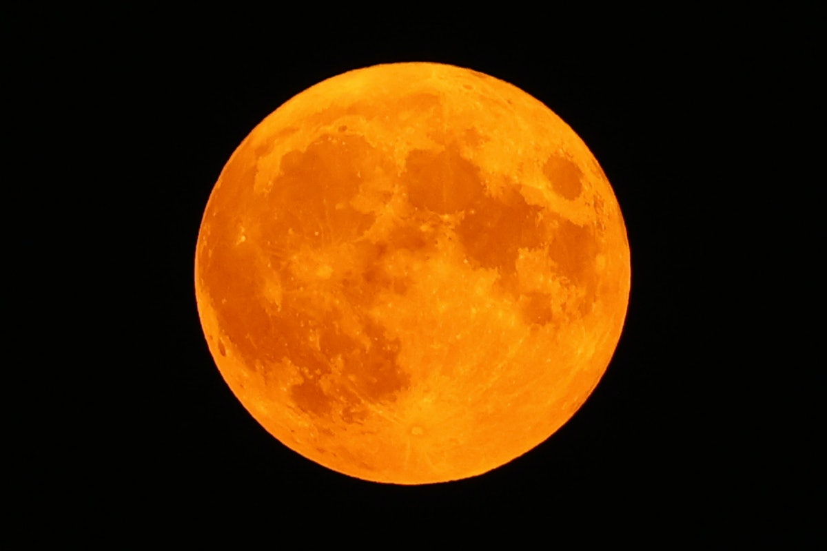 The full moon in Aquarius on July 23, 2021, which will affect fixed zodiac signs most.