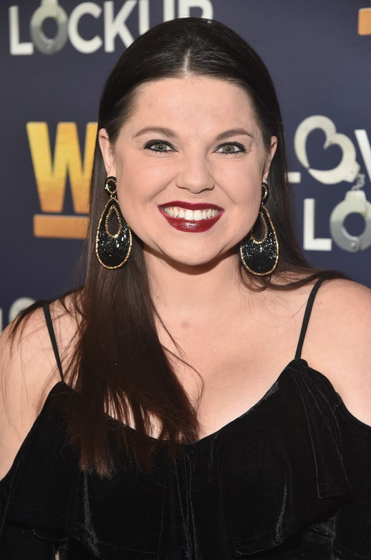 """BEVERLY HILLS, CA - DECEMBER 11:  Amy Duggar attends WE tv celebrates the return of """"Love After Lock..."""