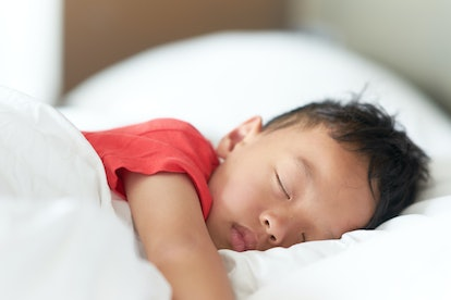 How much sleep kids need changes as they grow older.