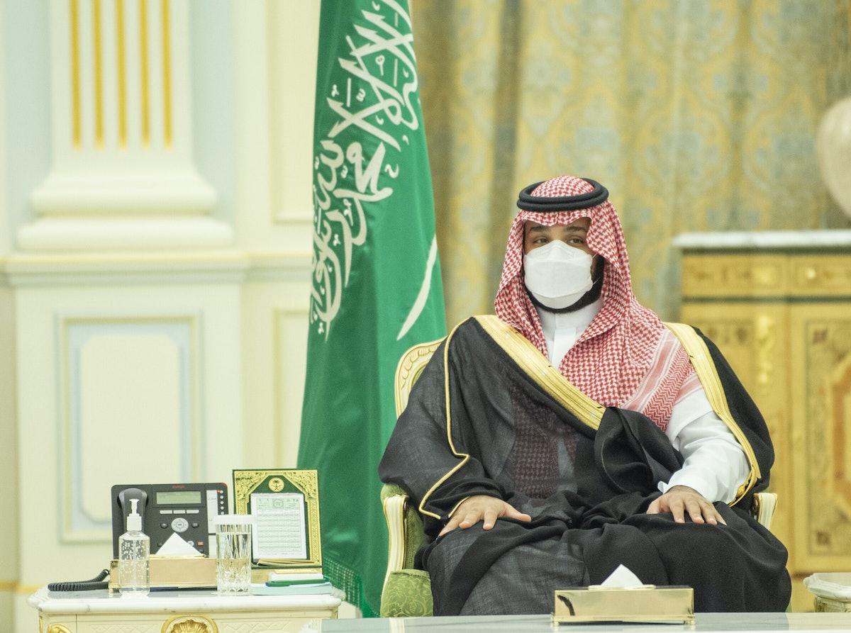 "RIYADH, SAUDI ARABIA - MARCH 9: (----EDITORIAL USE ONLY - MANDATORY CREDIT - ""ROYAL COUNCIL OF SAUDI..."