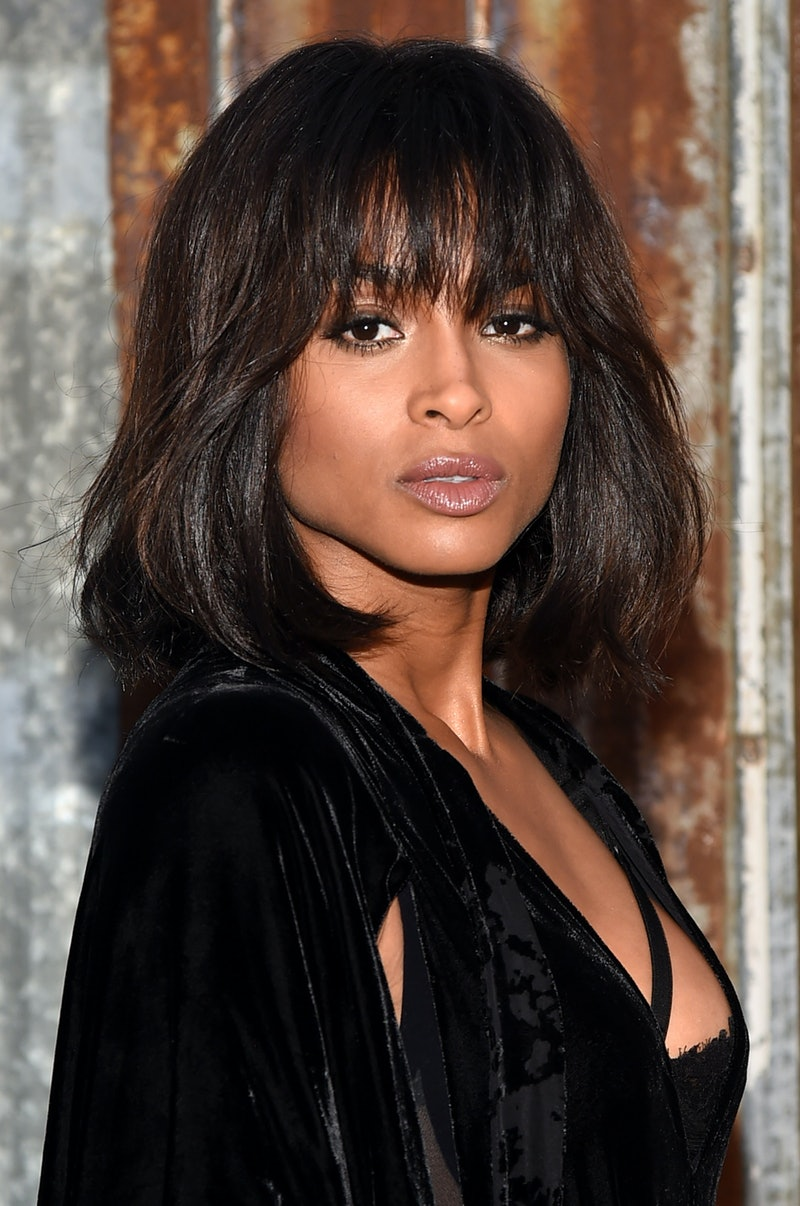 Ciara and 9 other celebrities with shag haircuts, the current it-style.