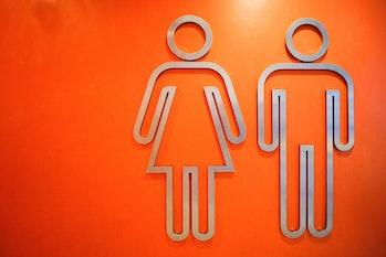 male female body signs