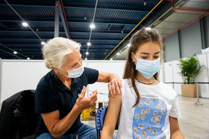 Vaccinated students and teachers do not need masks in schools this fall.