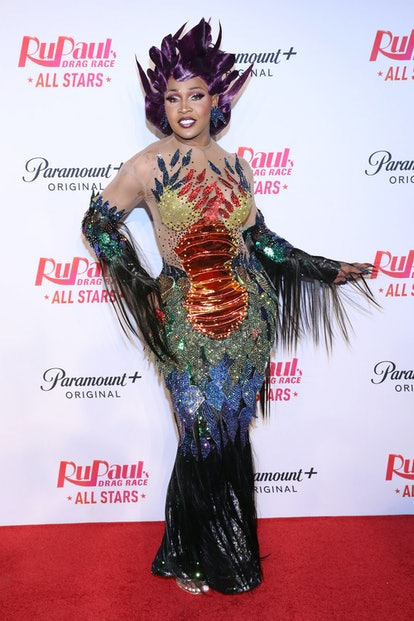 A'keria C. Davenport On Her Favorite Season Of 'RuPaul's Drag Race All Stars.'