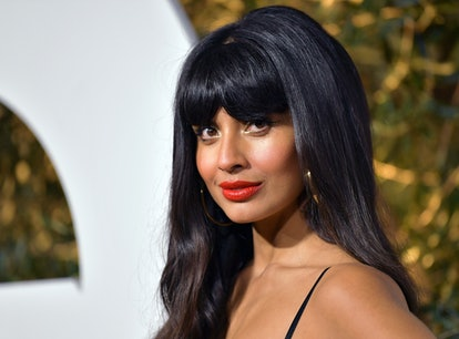 Jameela Jamil responded to a 'Gossip Girl' reference aimed at her.