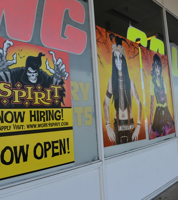 Spirit Halloween stores are on their way back.