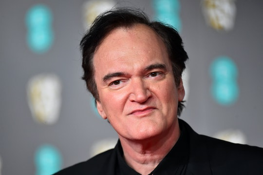 Quentin Tarantino attending the 73rd British Academy Film Awards held at the Royal Albert Hall, Lond...