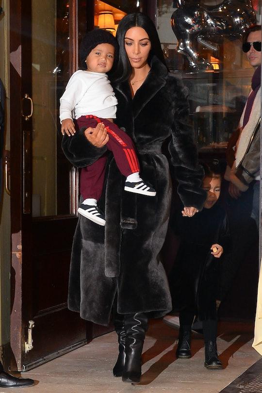 "Kim Kardashian is certain son Saint is her ""twin."""
