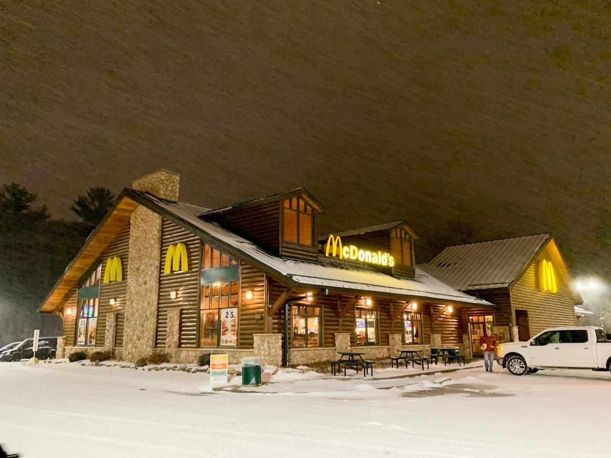 These Instagram-worthy McDonald's locations include a ski-thru restaurant in Sweden.