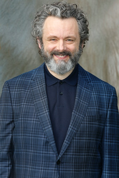 WESTWOOD, CALIFORNIA - JANUARY 11: (EDITORS NOTE: Image has been digitally retouched) Michael Sheen ...