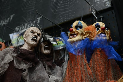 Spirit Halloween stores will open in early August.