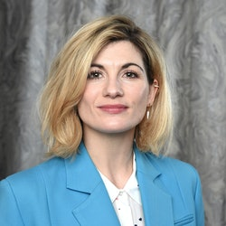 NEW YORK, NEW YORK - JANUARY 06: Actress Jodie Whittaker visits the Build Series to discuss Season 1...