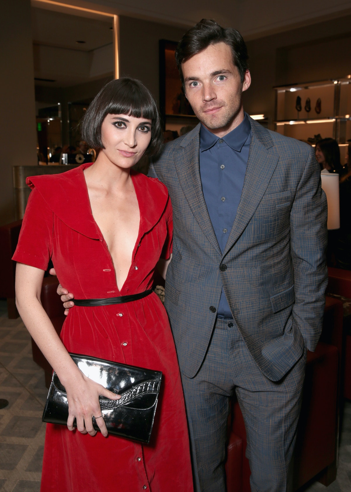 'Pretty Little Liars' star Ian Harding reportedly married Sophie Hart two years ago.