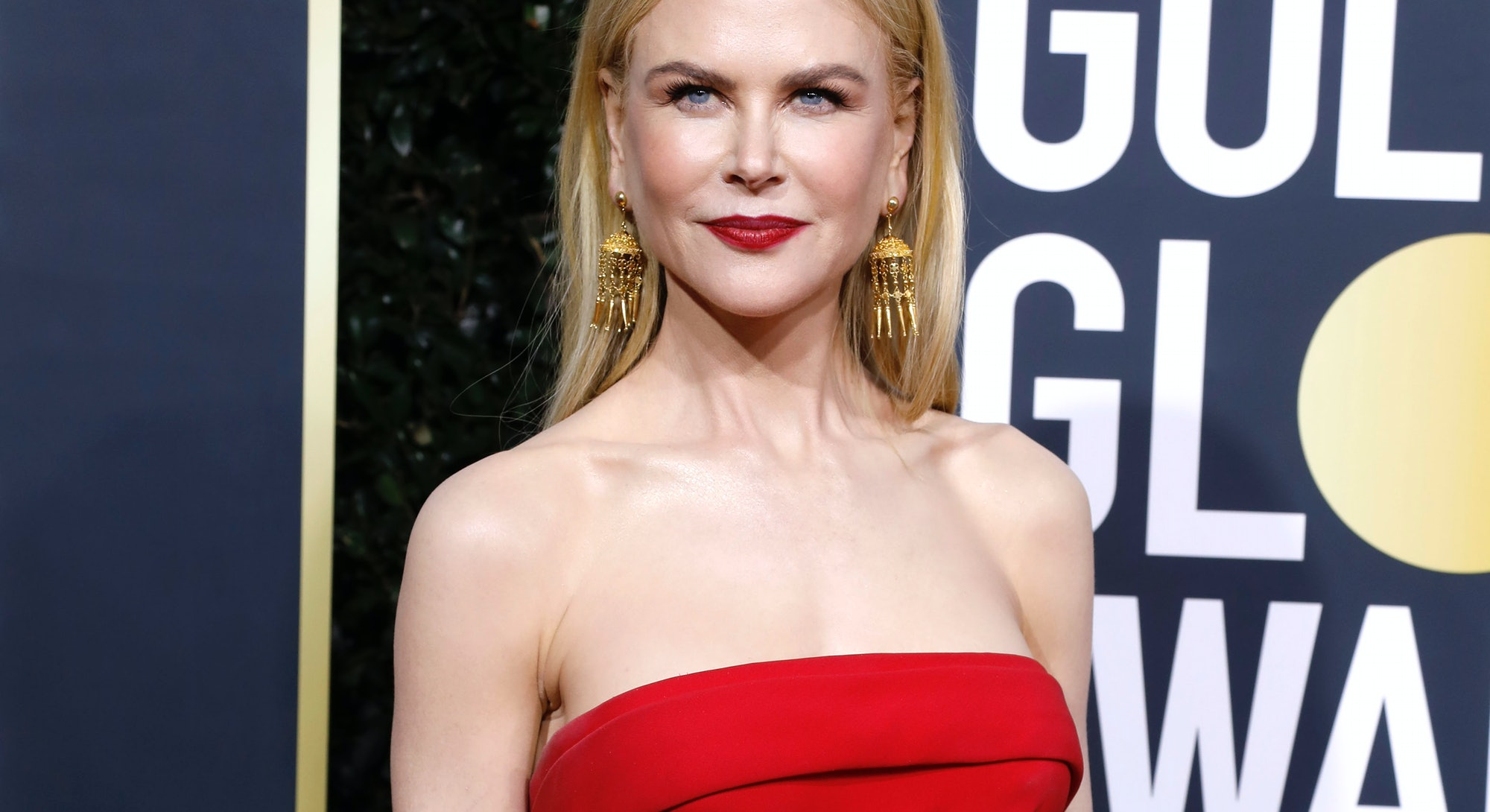 Nicole Kidman is an acting chameleon with impressive transformations for roles. PHOTOGRAPH BY P. Leh...