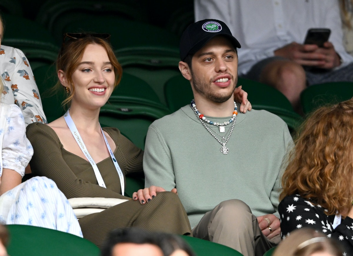 Pete Davidson and Phoebe Dynevor reportedly broke up because the distance became too difficult.