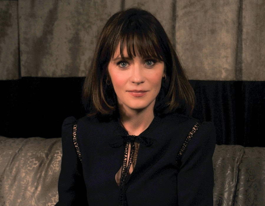 Zooey Deschanel talks Jessica Day, Nick Miller, and The Celebrity Dating Game.