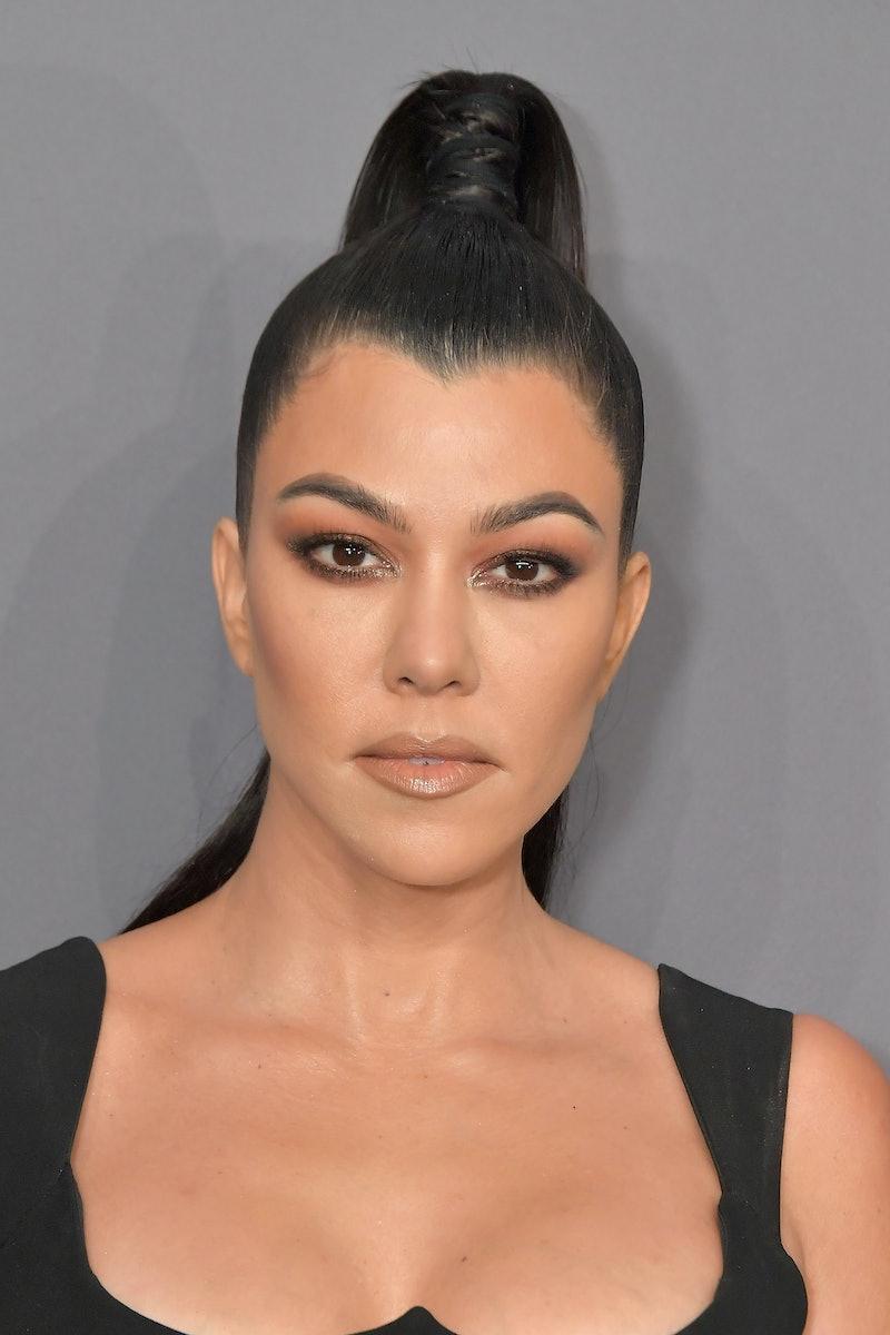 Kourtney Kardashian's new bob haircut is major fall beauty goals. Just weeks after letting beau Trav...