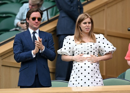 Edo Mapelli Mozzi and Princess Beatrice are expecting their first child together.