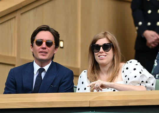 Princess Beatrice and husband, Edoardo Mapelli, are expecting their first child.