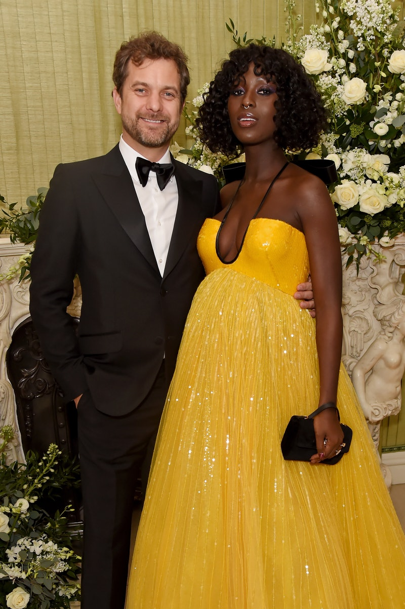 Joshua Jackson and Jodie Turner-Smith attend the British Vogue and Tiffany & Co. Fashion and Film Pa...