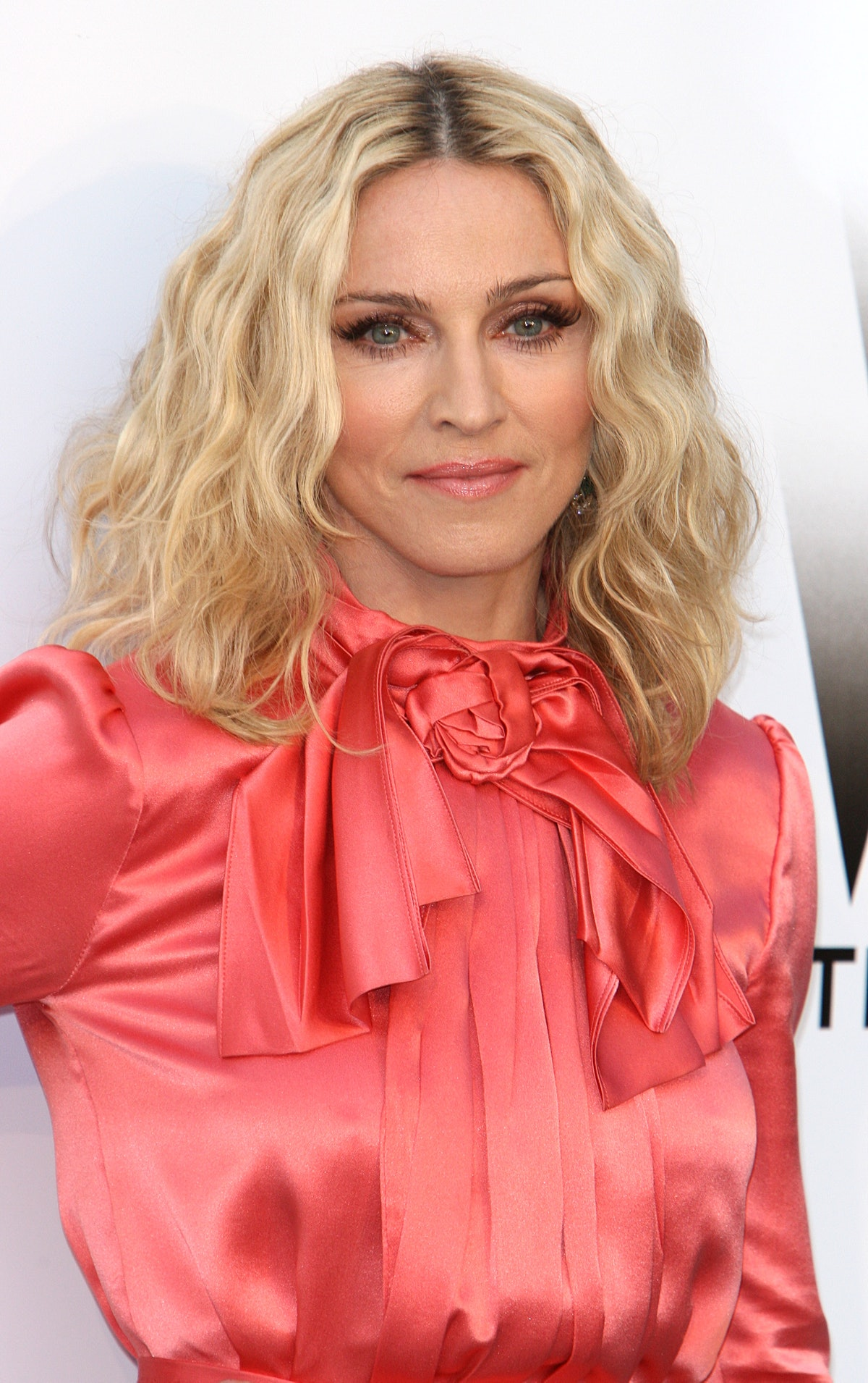 Madonna arrives for the amfAR Gala during the 61st Cannes Film Festival in Cannes, France.   (Photo ...