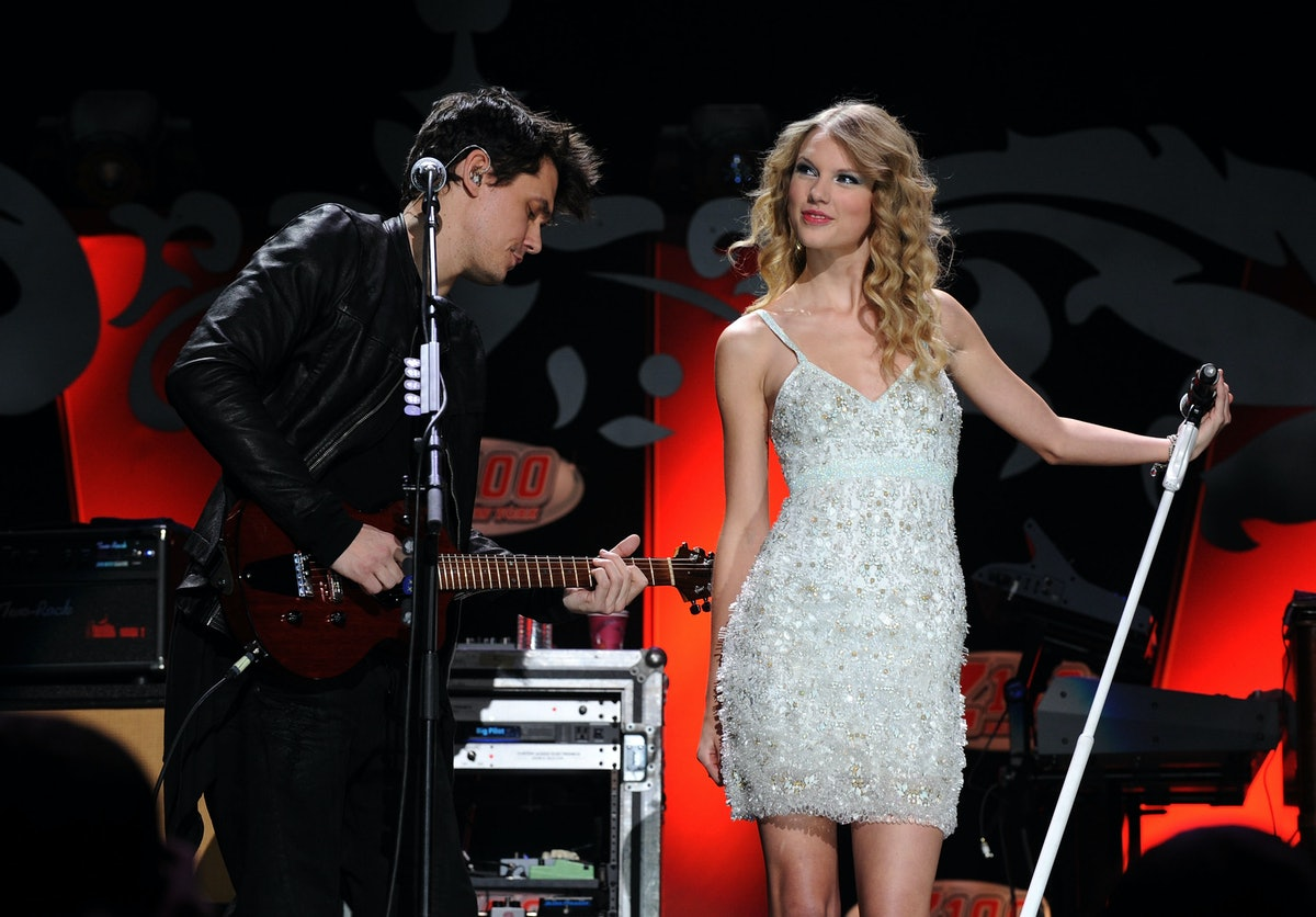 Taylor Swift and John Mayer have traded shade since their breakup.