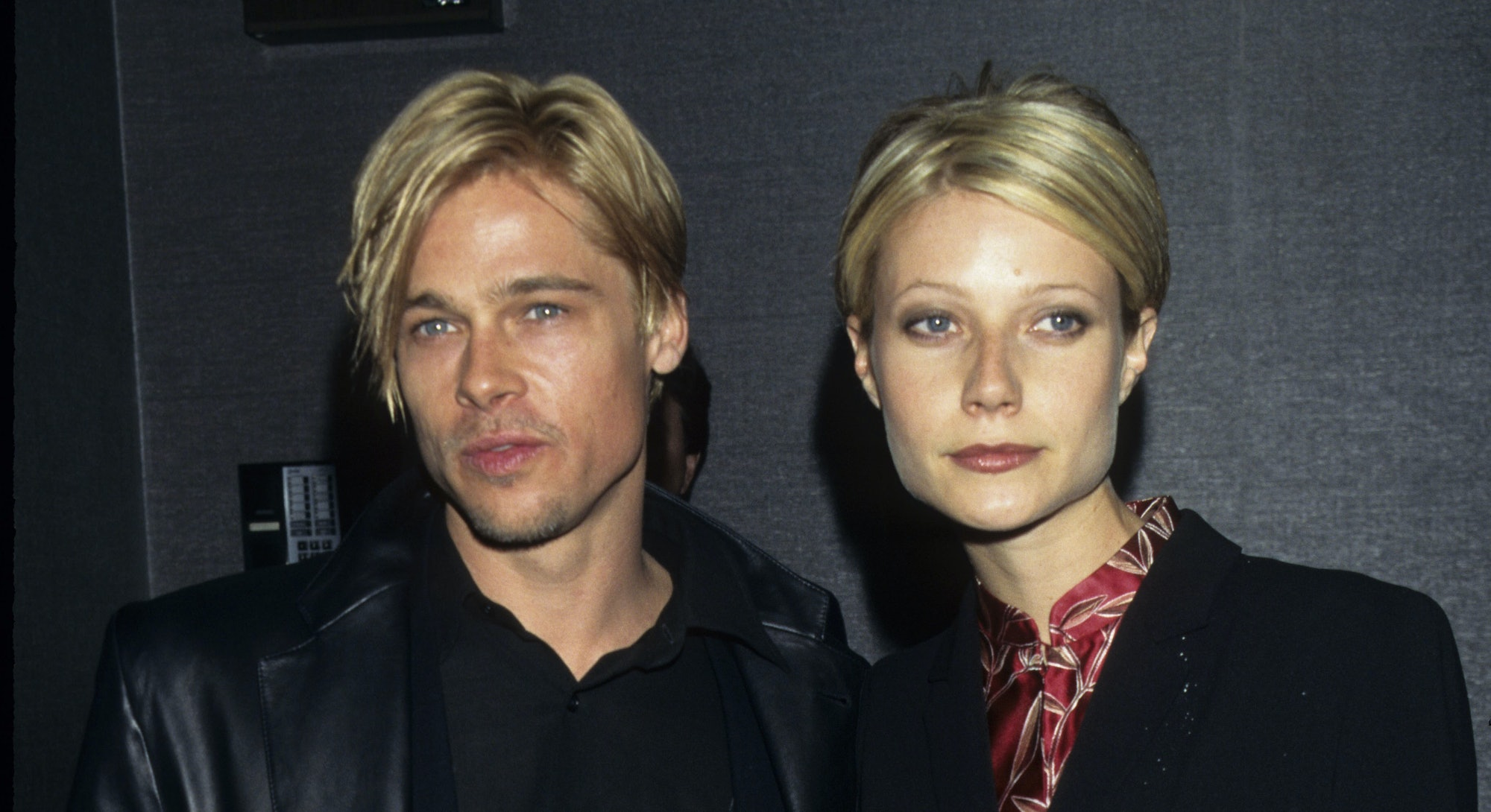 Brad Pitt and Gwyneth Paltrow had matching Karen haircuts before that style even had that name.