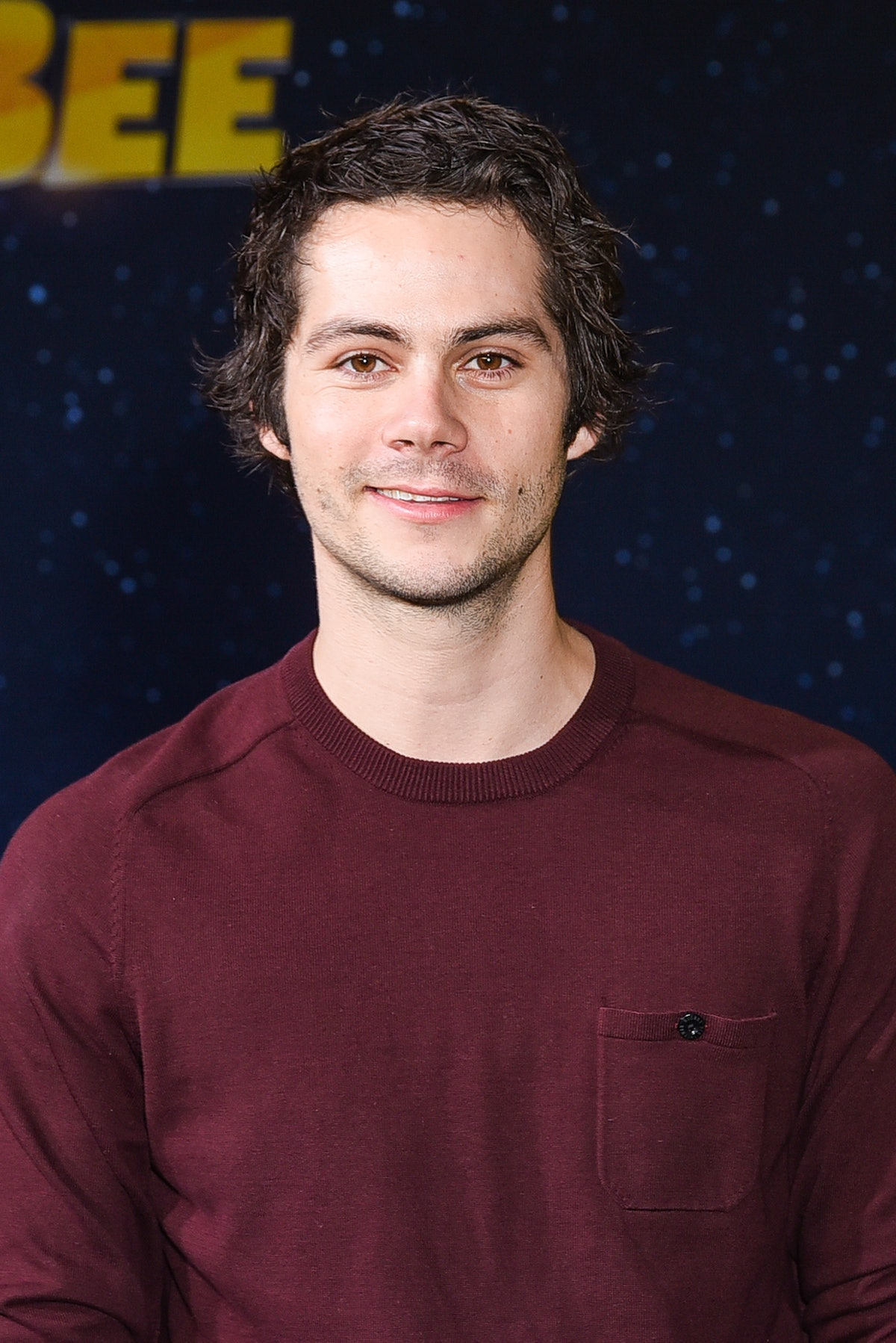 """HOLLYWOOD, CALIFORNIA - DECEMBER 09: Dylan O'Brien attends Premiere Of Paramount Pictures' """"Bumblebe..."""