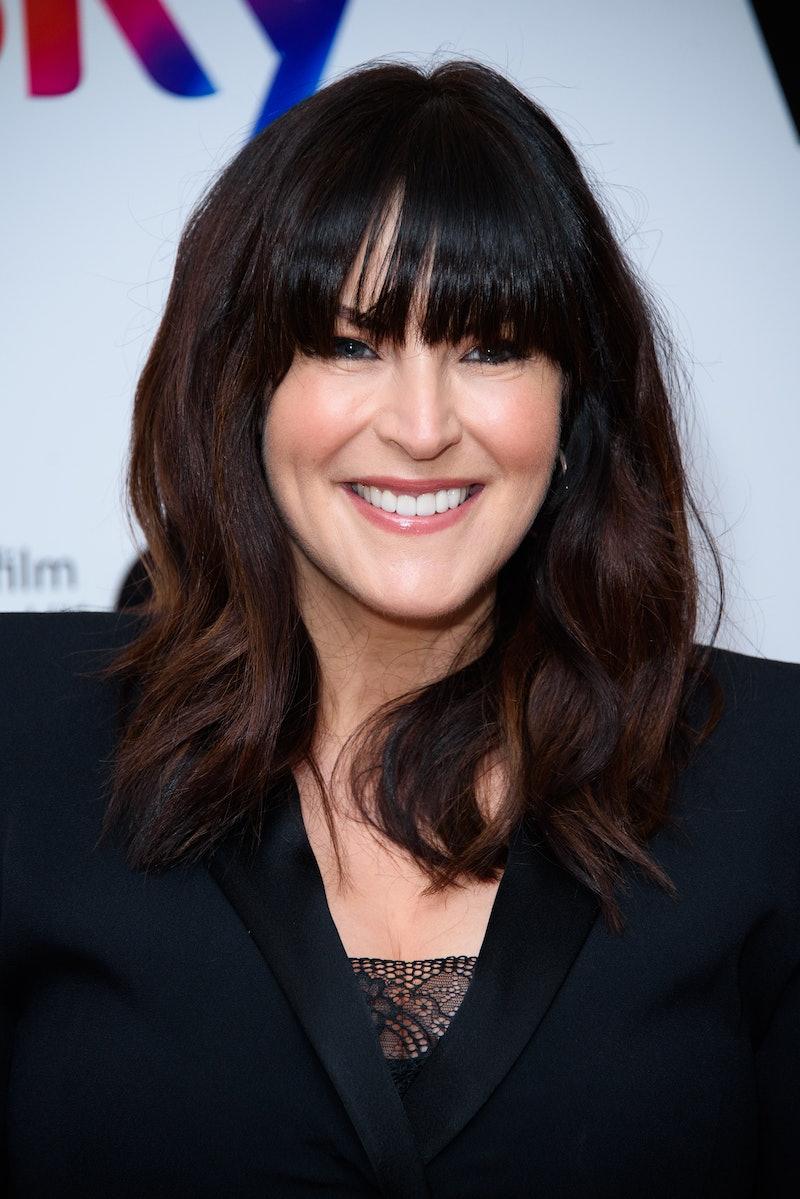 LONDON, ENGLAND - DECEMBER 06: Anna Richardson during the Women in Film & TV Awards 2019 at Hilton P...