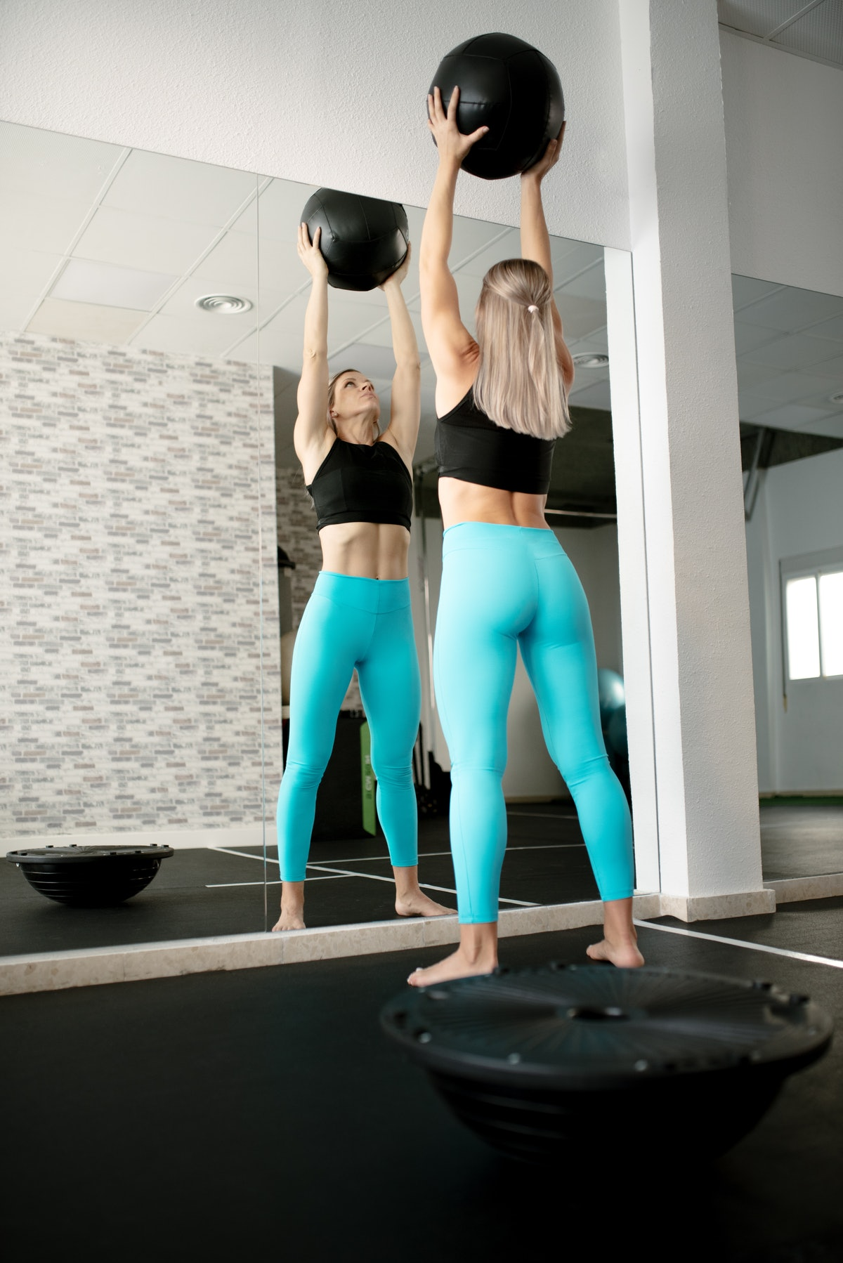 This circuit, which features squats and lunge twists, is a full-body medicine ball workout.