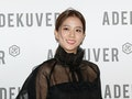SEOUL, SOUTH KOREA - OCTOBER 11:  Jisoo of South Korean girl group BLACKPINK attends the photocall f...