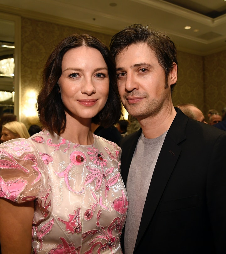 Caitriona Balfe and husband Tony McGill welcomed their first child together.