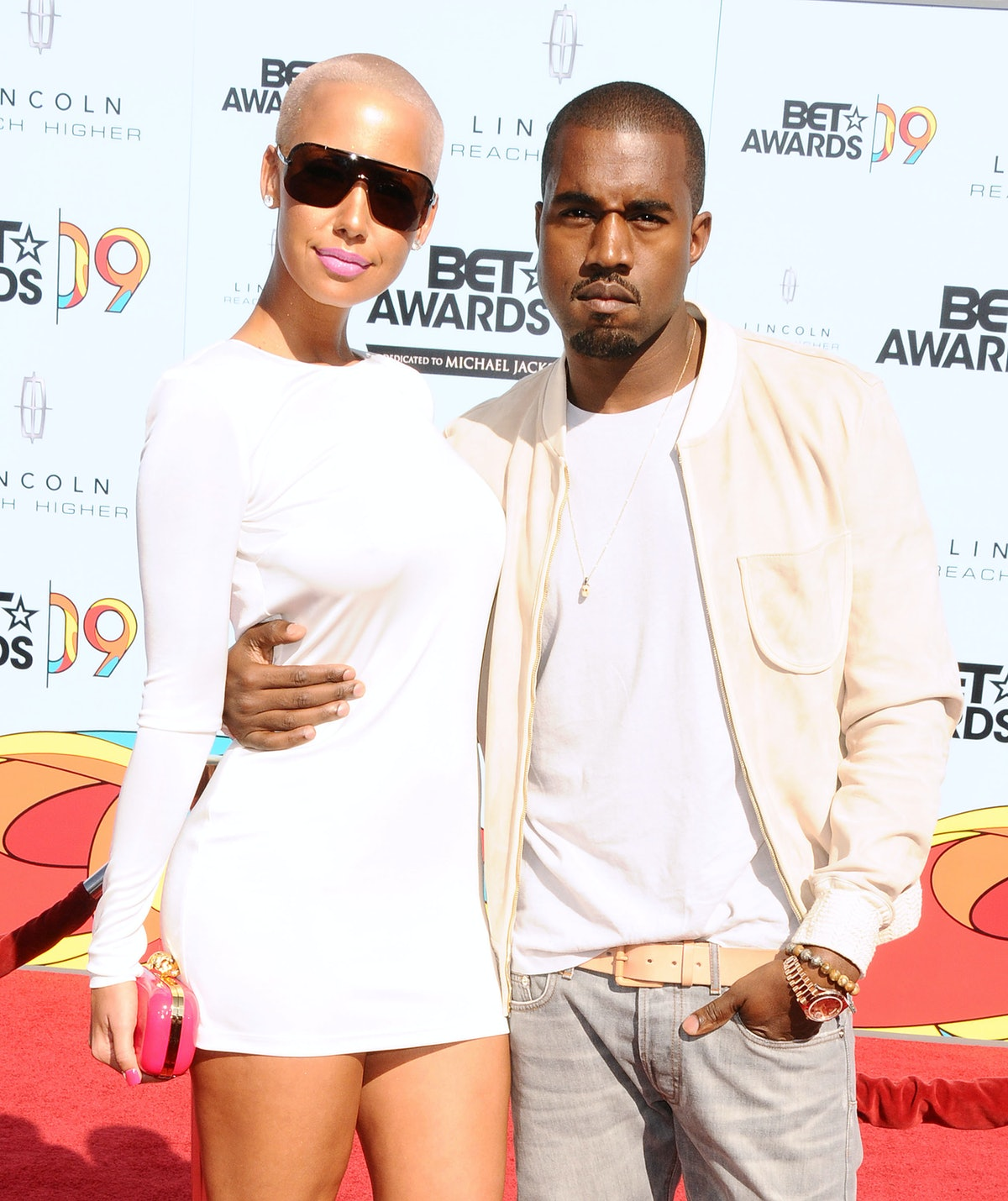 Kanye West majorly shaded Amber Rose after their breakup, and she is over it.