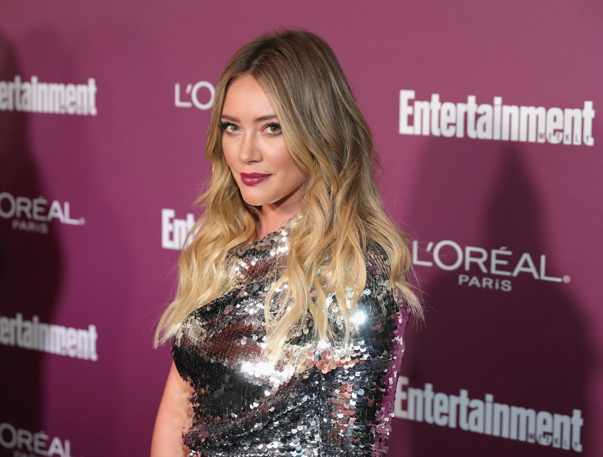Hilary Duff stars as Sophie in the new 'How I Met Your Father'