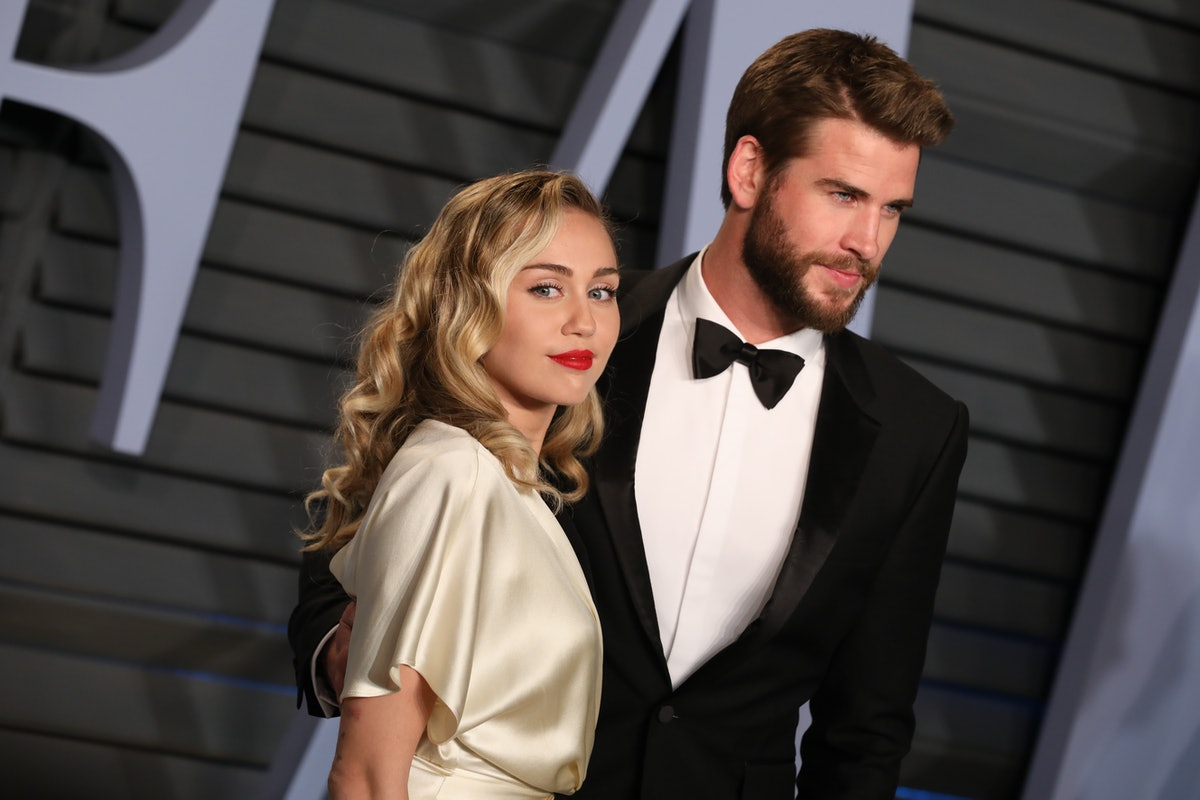 Miley Cyrus has shaded Liam Hemsworth a few times since their divorce, but he's remained pretty quie...