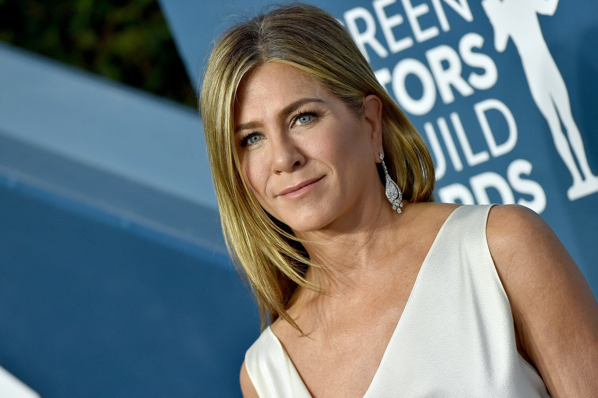Jennifer Aniston's relationship history includes three engagements.