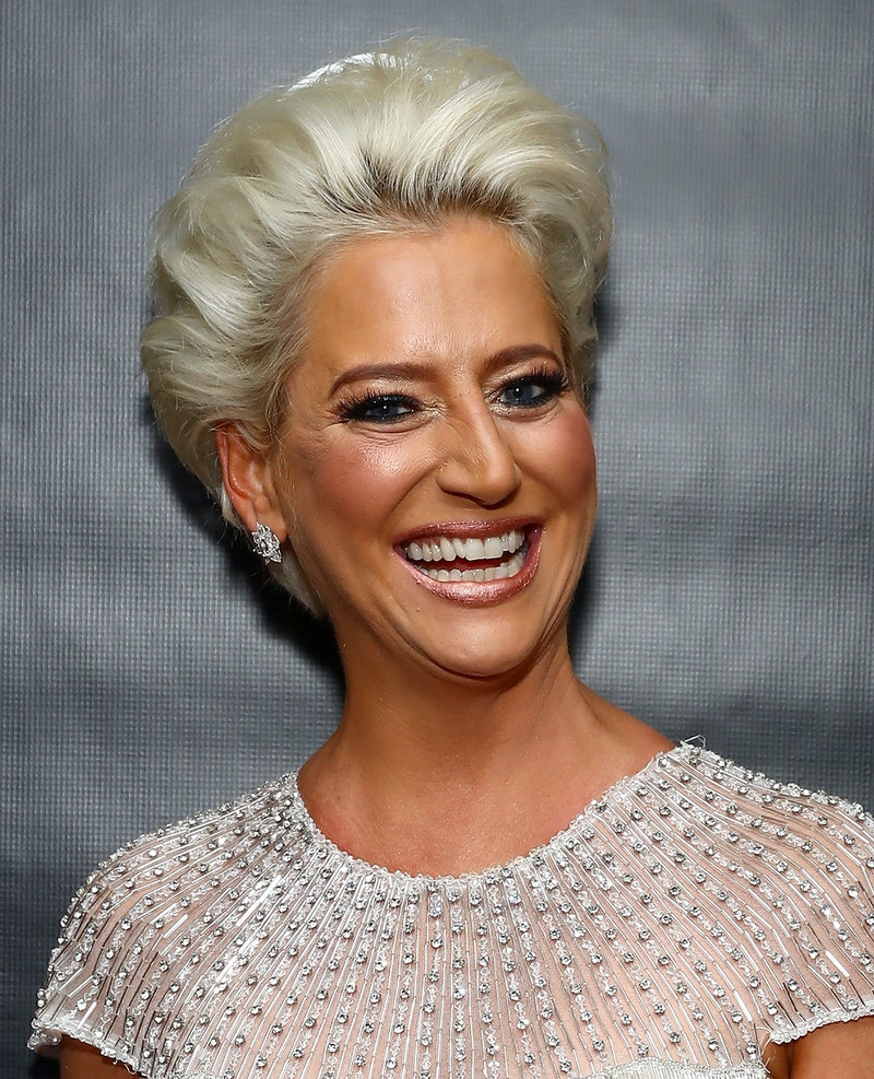 NEW YORK, NY - APRIL 04:  Dorinda Medley attends The Real Housewives of New York Season 10 premiere ...