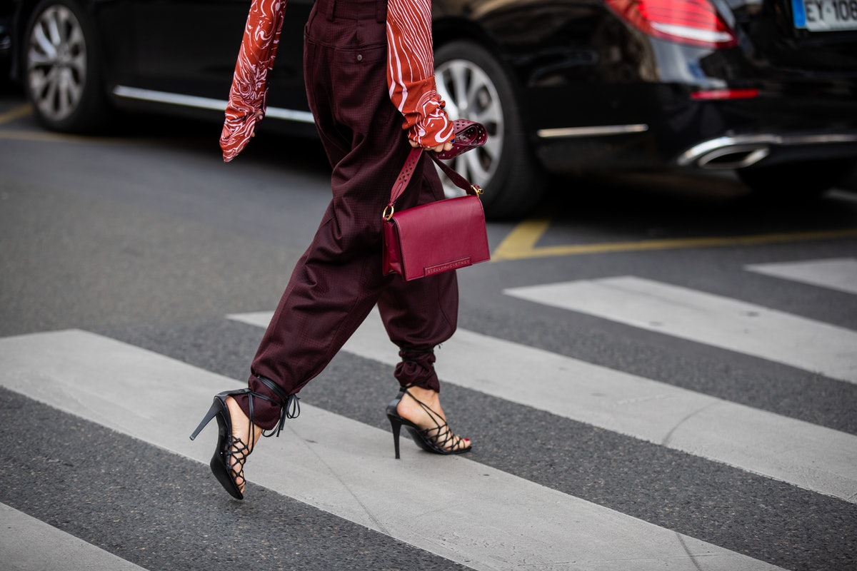 Trousers street style