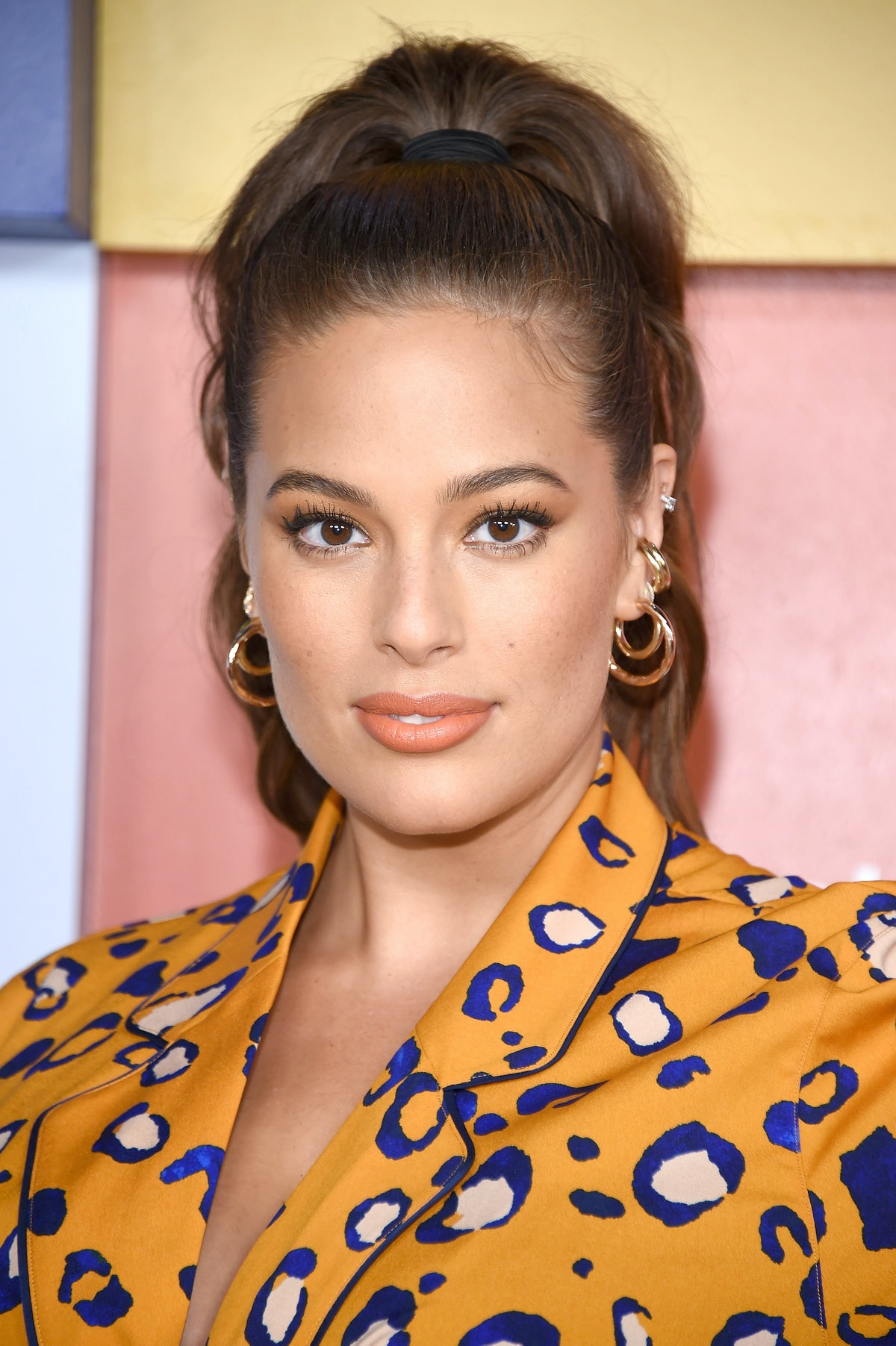 Ashley Graham attends the Target 20th Anniversary Collection red carpet in New York City  September ...