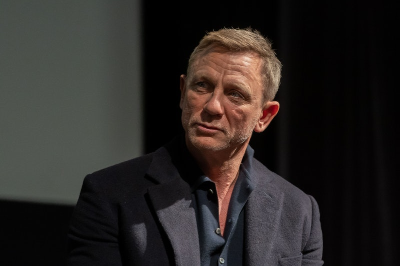 NEW YORK, NEW YORK - MARCH 03: Actor Daniel Craig attends The Museum of Modern Art Screening of Casi...