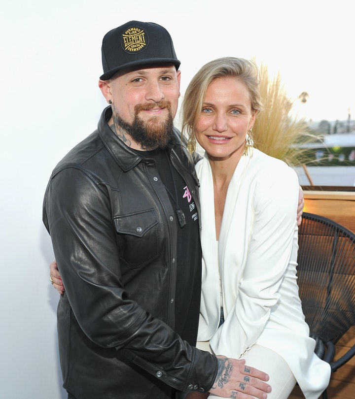 Cameron Diaz and Benji Madden have a daughter together named Raddix.