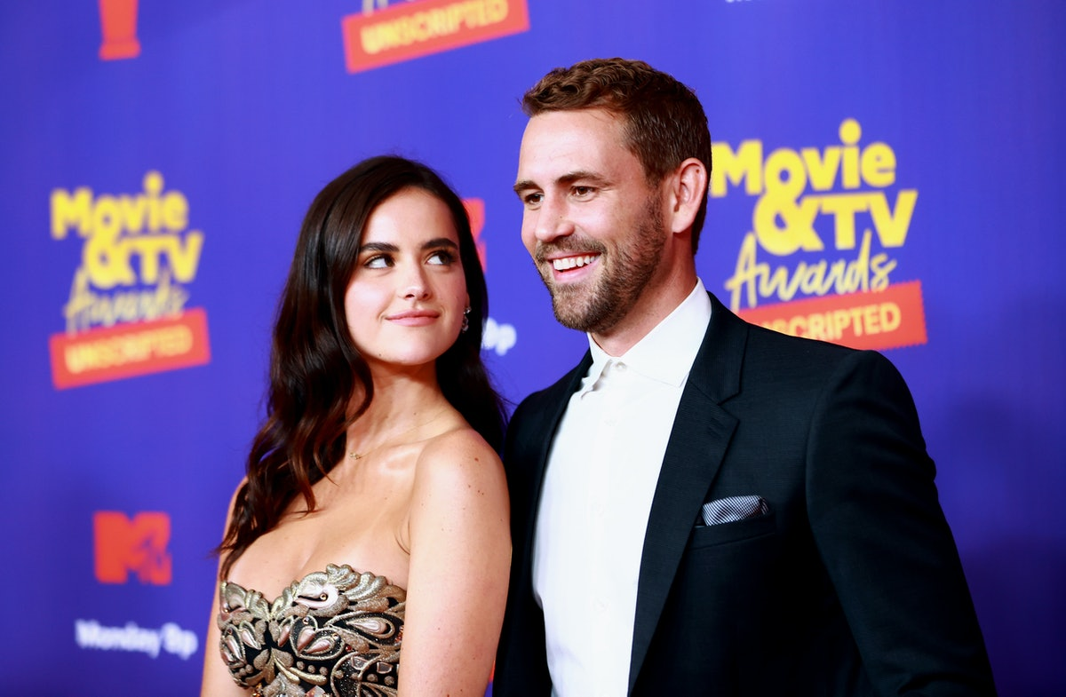 Nick Viall had to conquer his relationship fears before committing to his girlfriend, Natalie Joy.