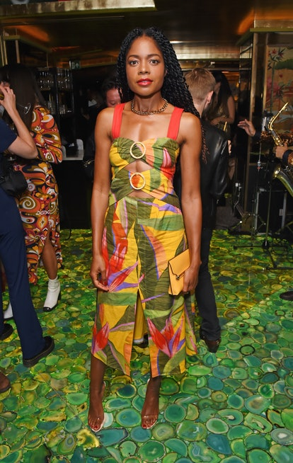 LONDON, ENGLAND - JULY 29:  Naomie Harris attends the launch of The Ivy Asia, Chelsea, on July 29, 2...