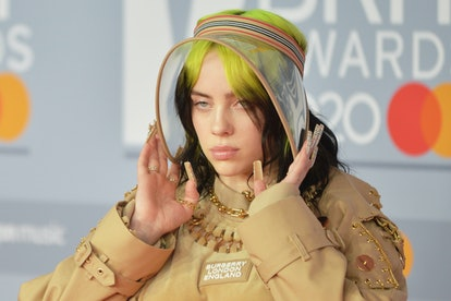 Billie Eilish spoke out about body image issues in an interview with 'The Guardian.'